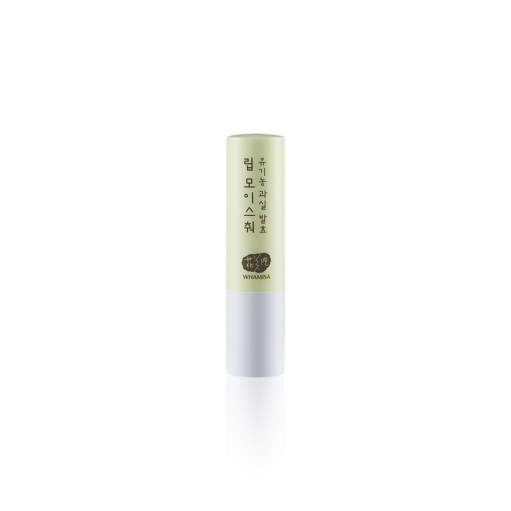 [WHAMISA] Organic Fruits Lip Moisture